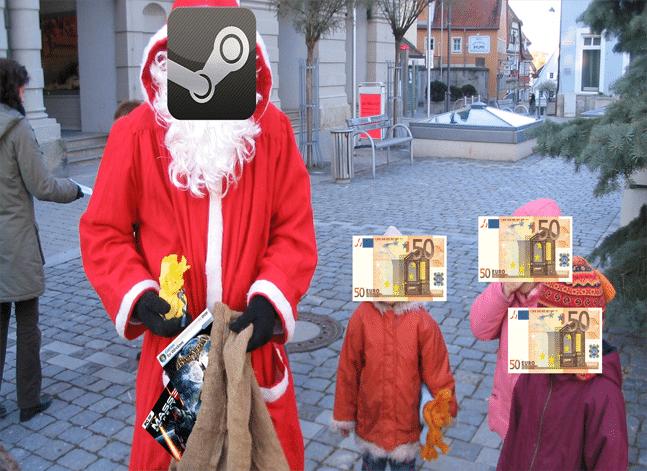 Photo of Steam Holiday-Sale 2012 im vollen Gange!