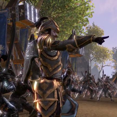 Bild von The Elder Scrolls Online Beta