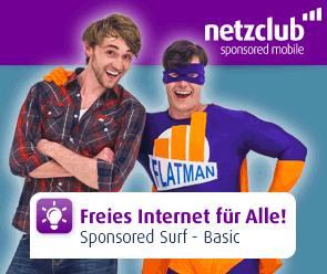 Photo of Netzclub: Kostenlos mobiles Internet nutzen!