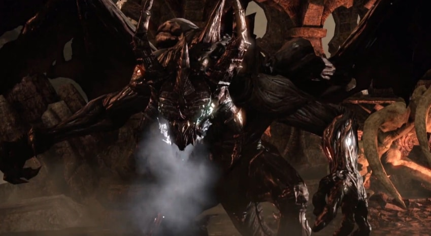 The Elder Scrolls Online - Dämon