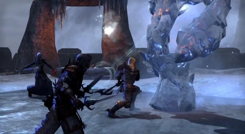 The Elder Scrolls Online - Kampf