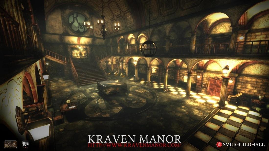 Bild von Kraven Manor Closed Beta