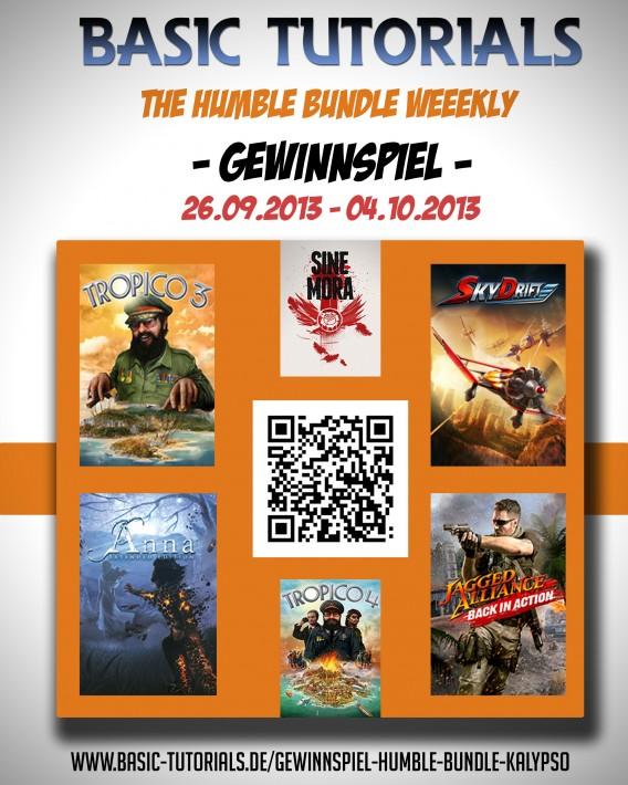 Humble Bundle Weekly Gewinnspiel