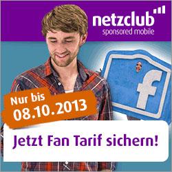 Photo of Netzclub Fan Tarif nur für kurze Zeit