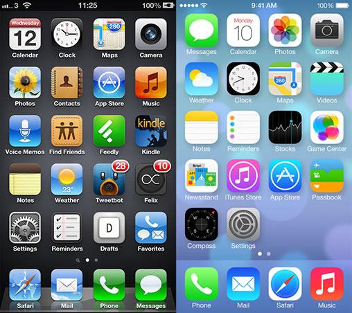 Photo of Wie man iOS 7 wieder los wird