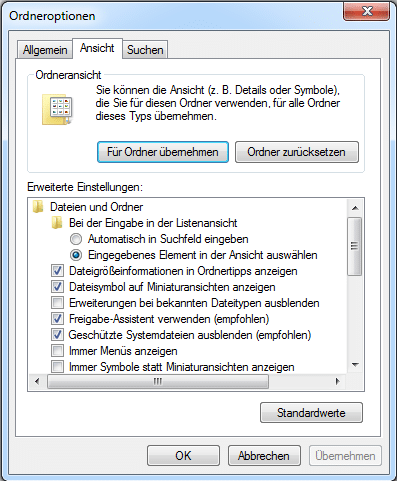 Photo of Dateiendungen im Windows-Explorer anzeigen