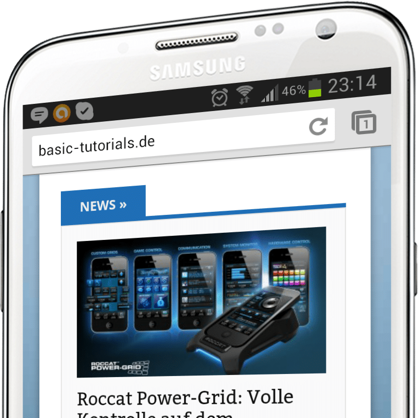 Photo of Handy-Screenshots für Blogbeiträge und Dokumentationen
