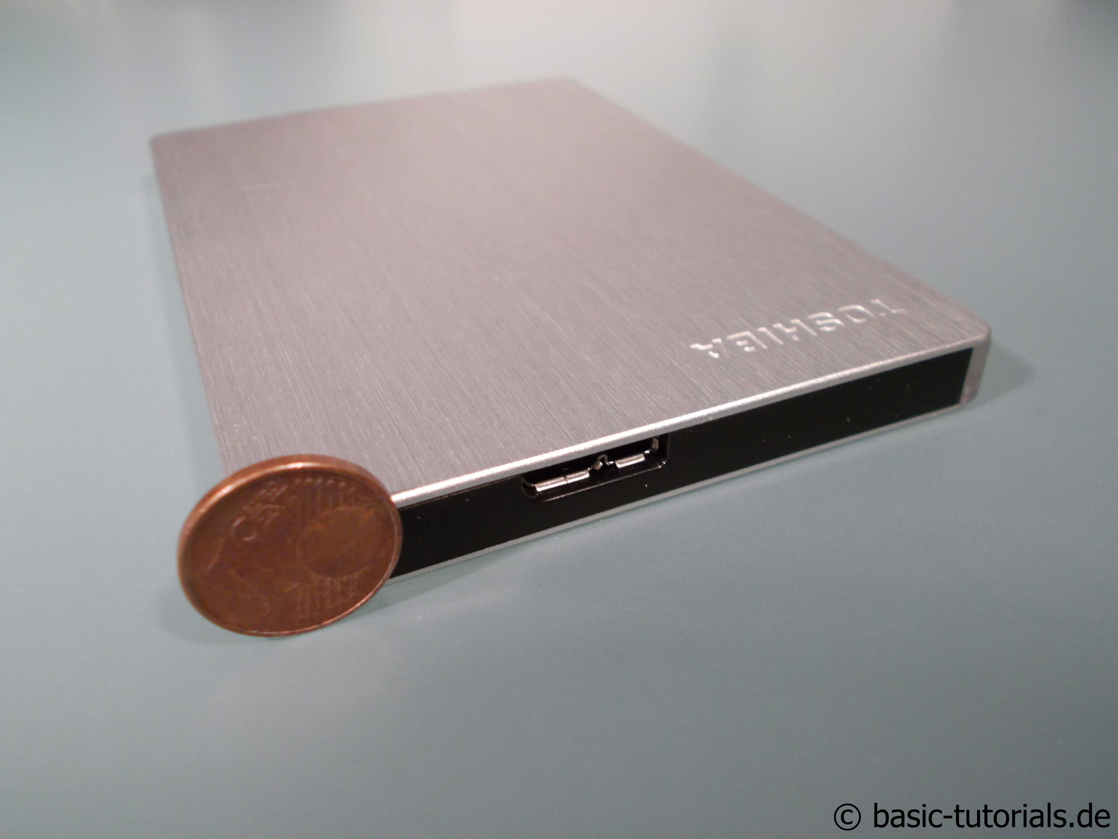 Photo of Testbericht: Toshiba STOR.E Slim