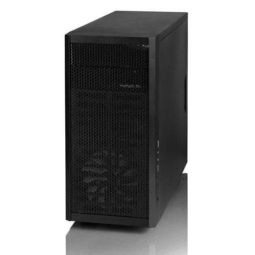 Photo of Fractal Design Core 1000: Cooles Design, kleiner Preis