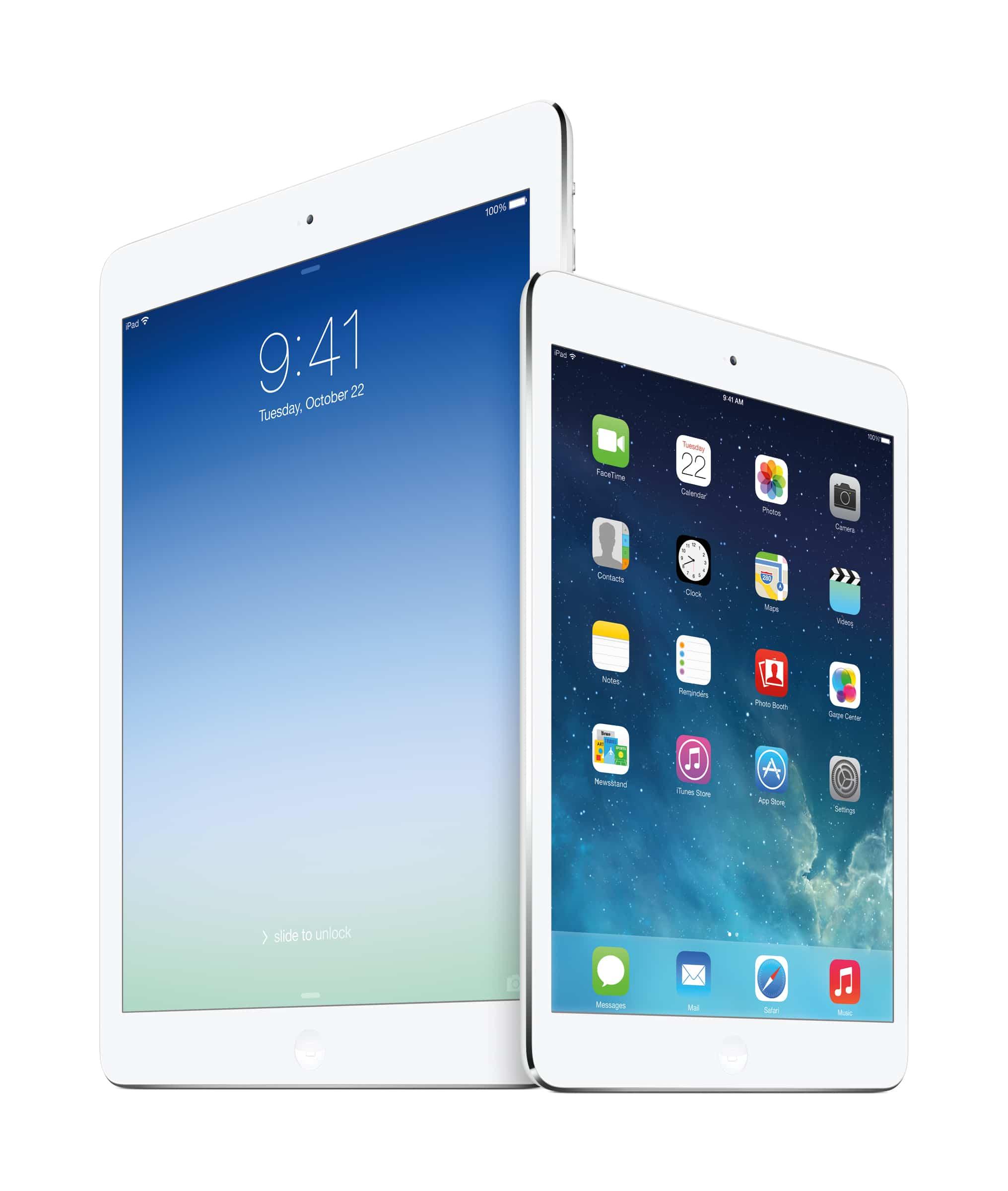 Bild von iPad Air doppelt so schnell wie MacBook (Late 2010)