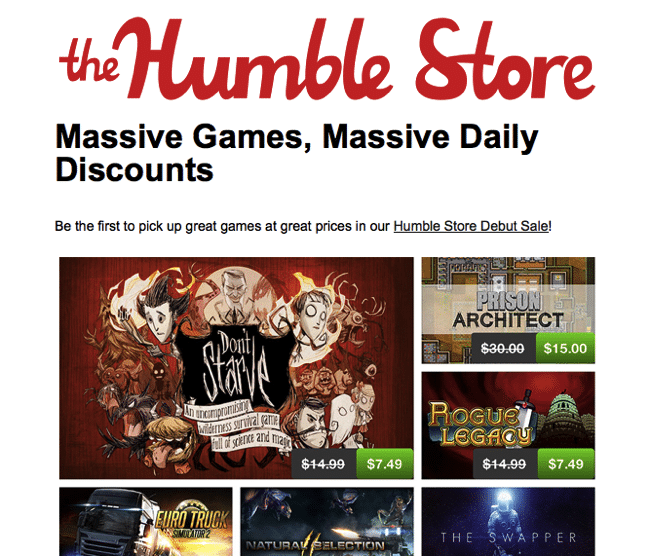 Photo of Humble Bundle Store: Jeden Tag neue Games!