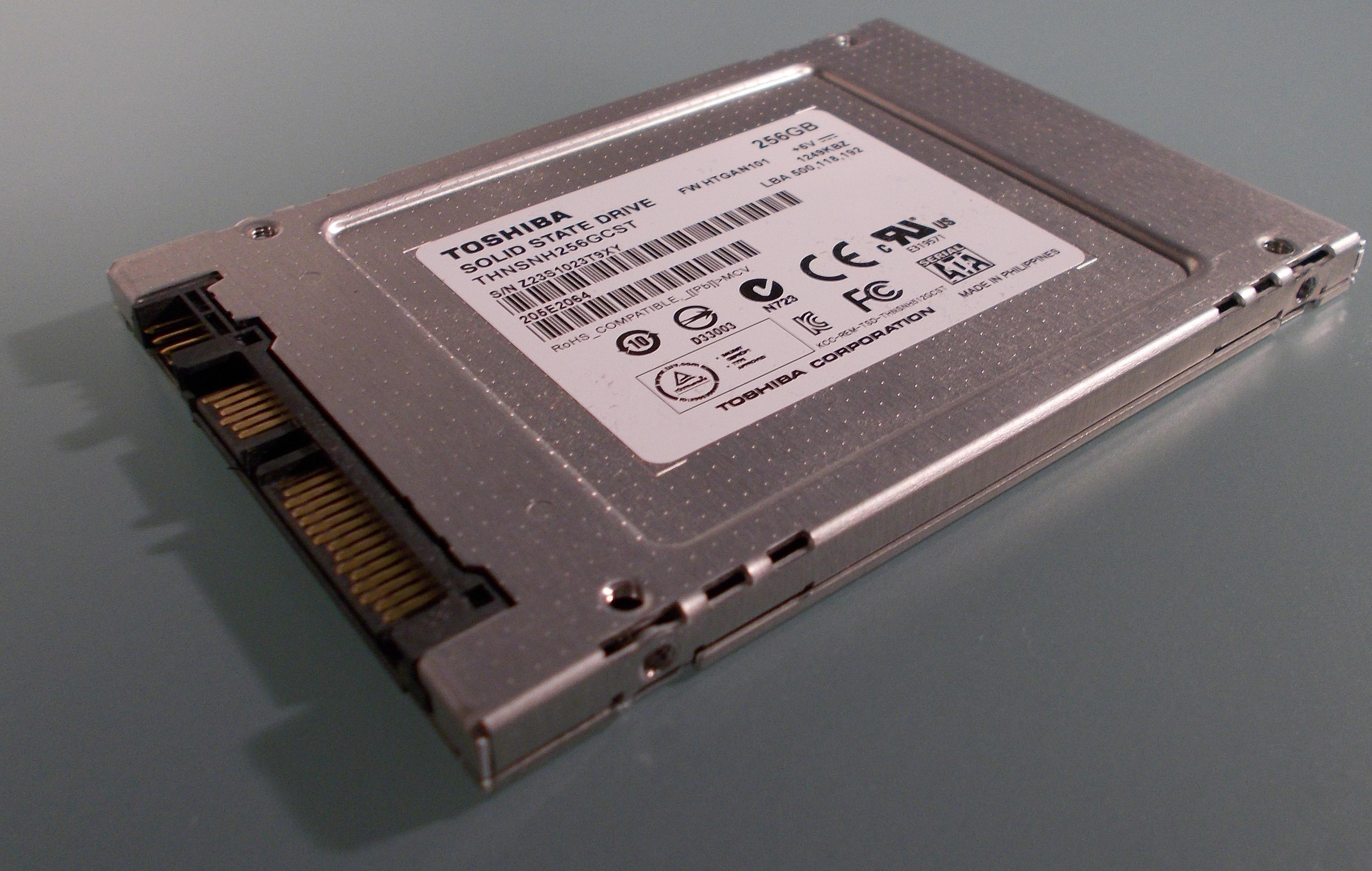 Photo of Testbericht: 256GB SSD von Toshiba (THNSNH256GCST)