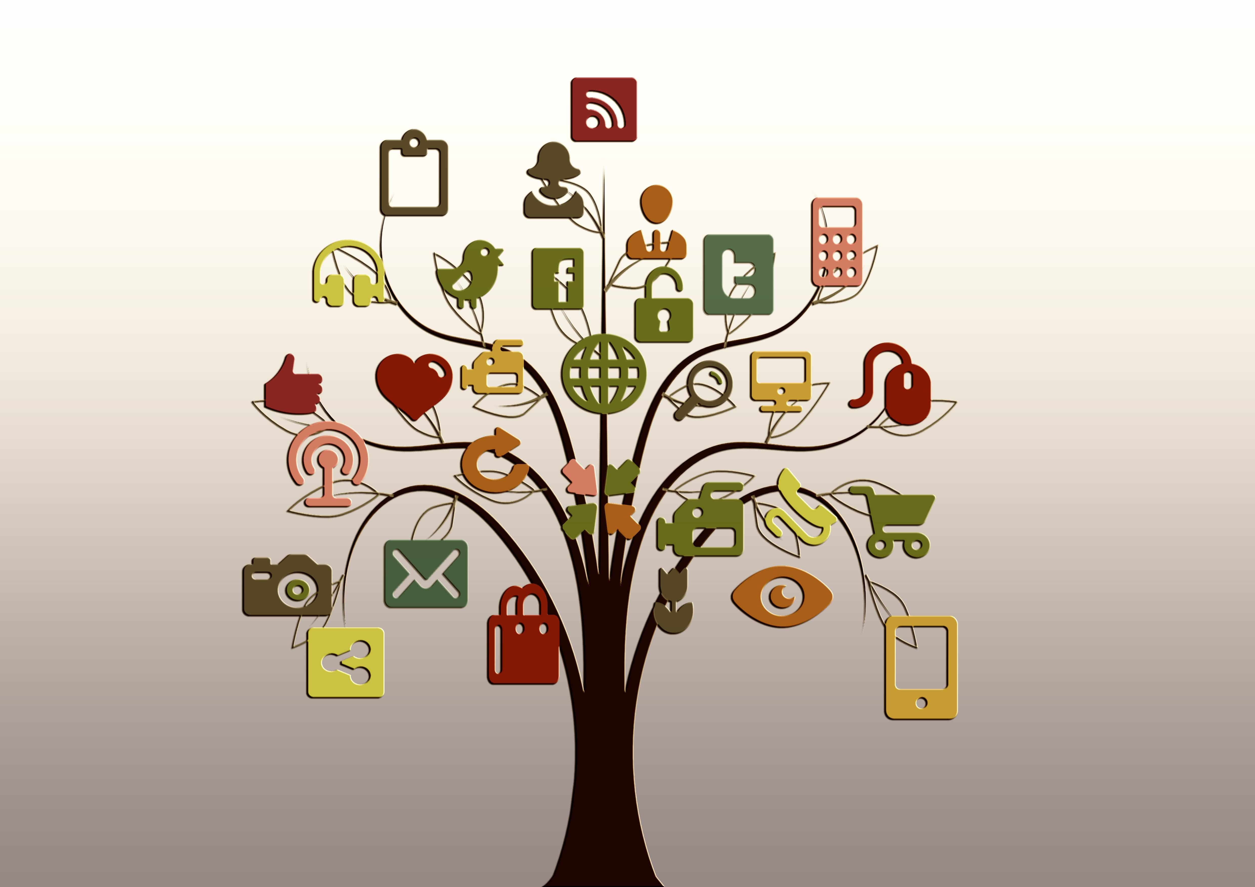 Vernetzung unter Bloggern