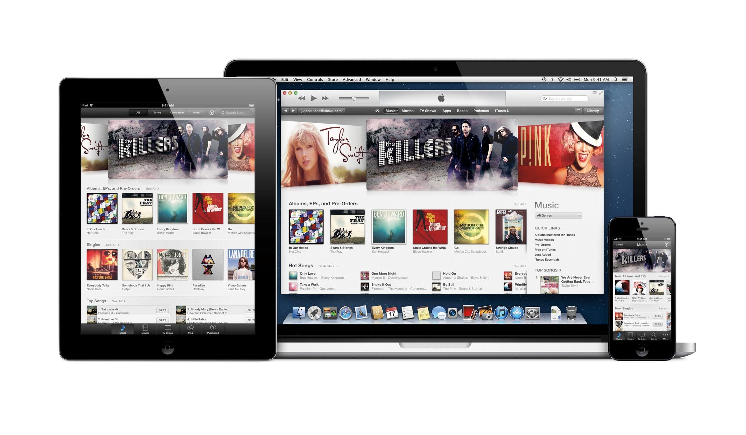 Bild von Rückgabemöglichkeit in iTunes