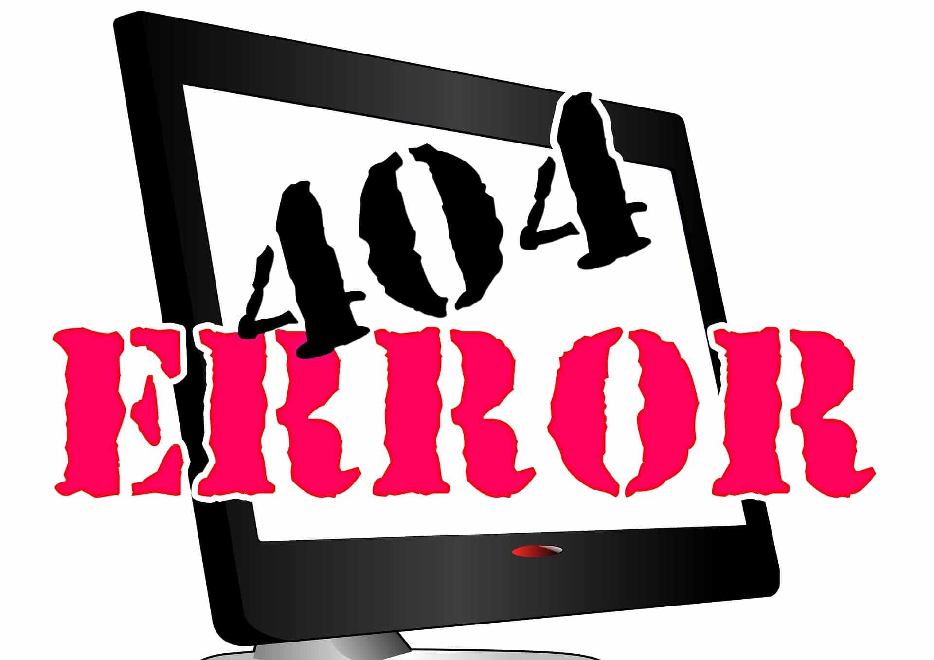 Photo of Email-Benachrichtigung bei 404 Error's eures WordPress Blogs