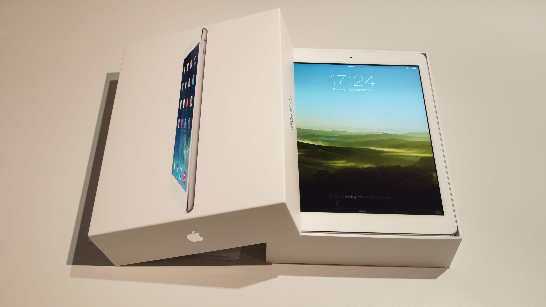 Photo of Apples iPad-Flaggschiff, das iPad Air
