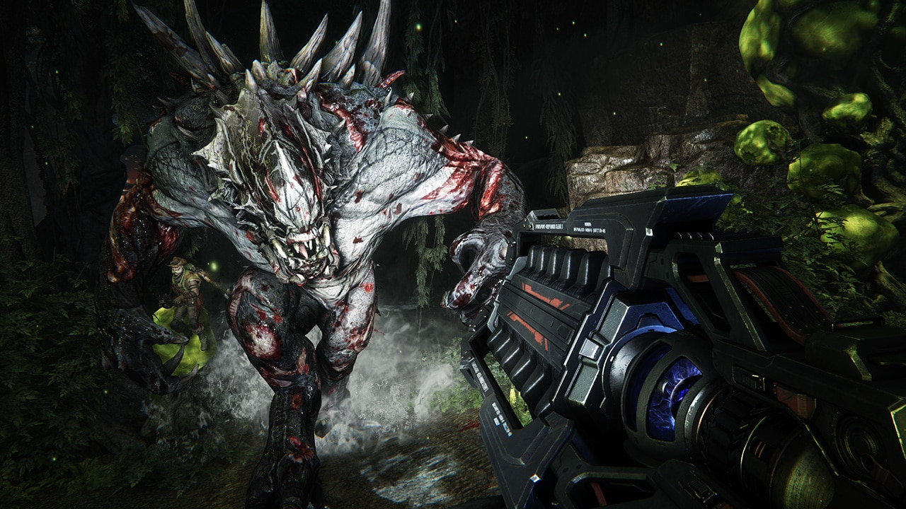 Photo of Evolve: Erster Trailer des Alien-Shooters
