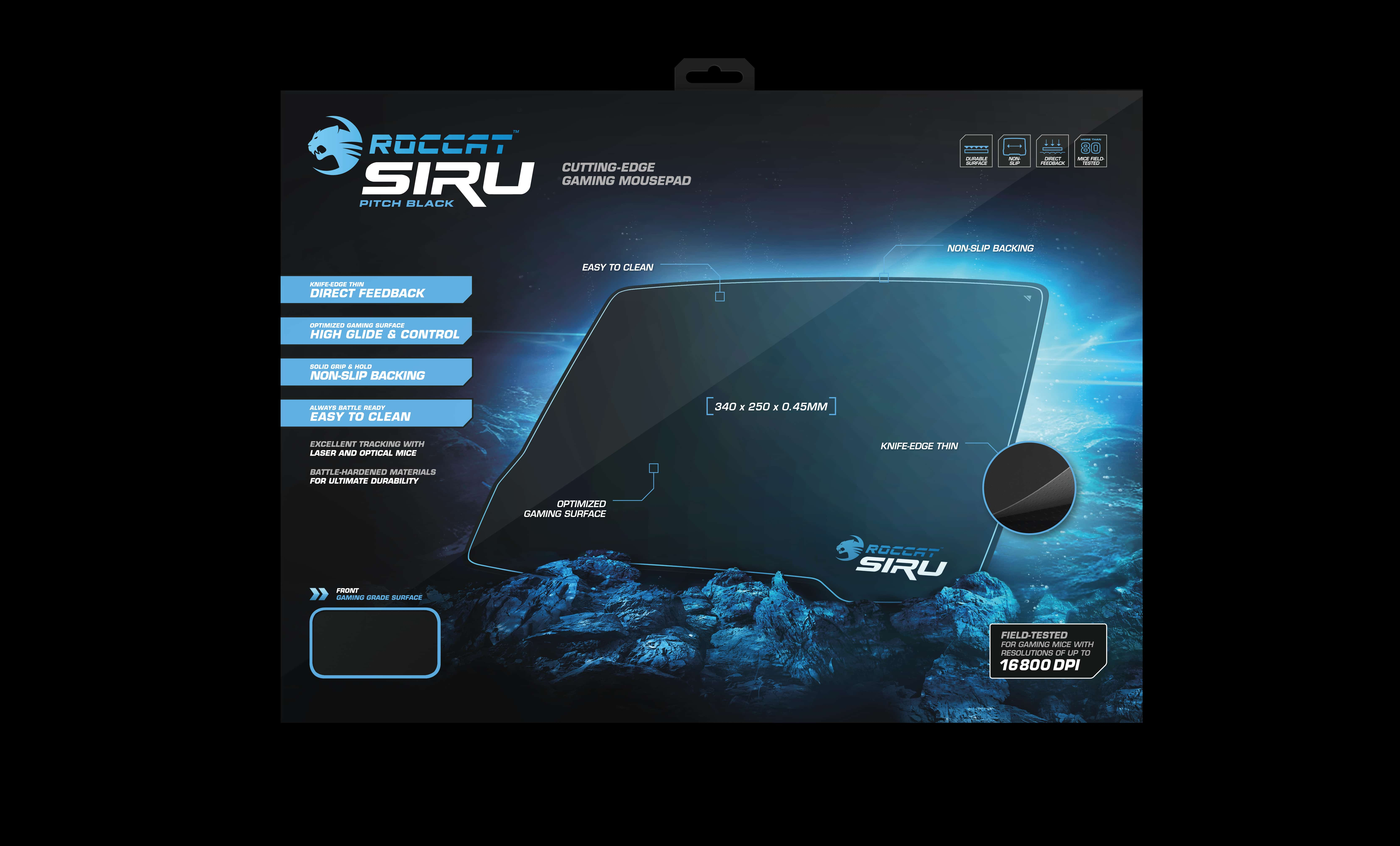Photo of ROCCAT Siru: Ultradünnes Gaming-Mauspad