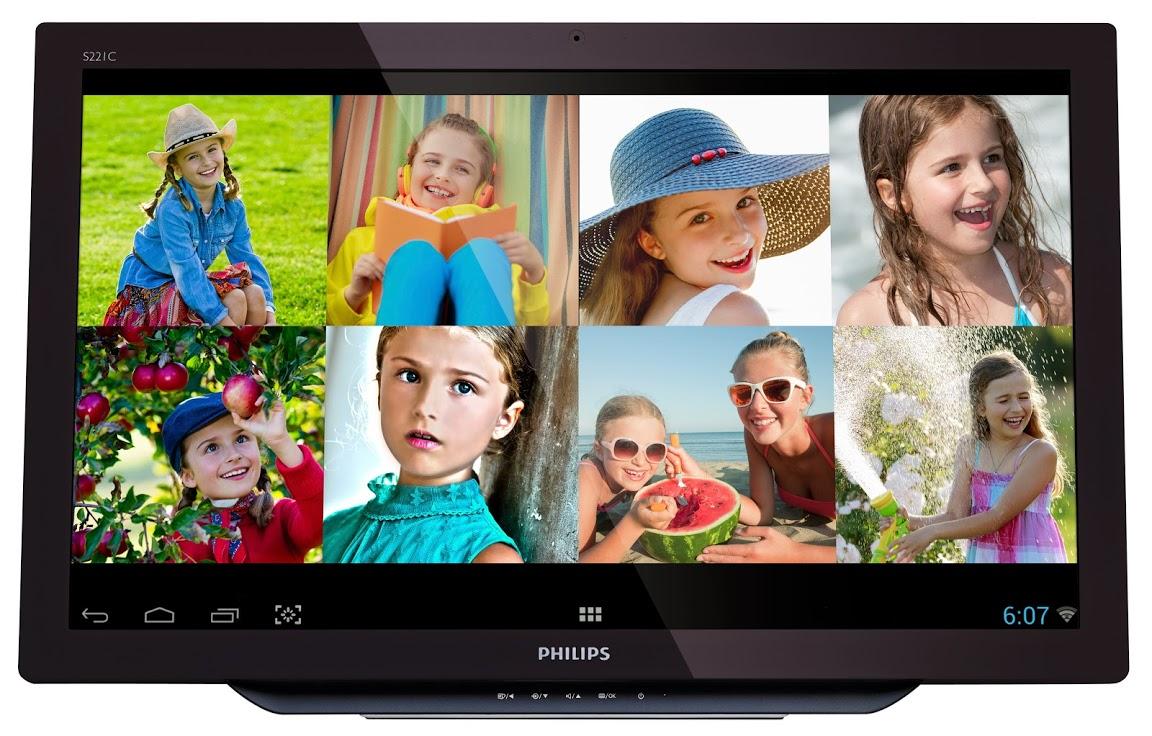Photo of Philips Smart All-in-One Displays mit Touchsteuerung
