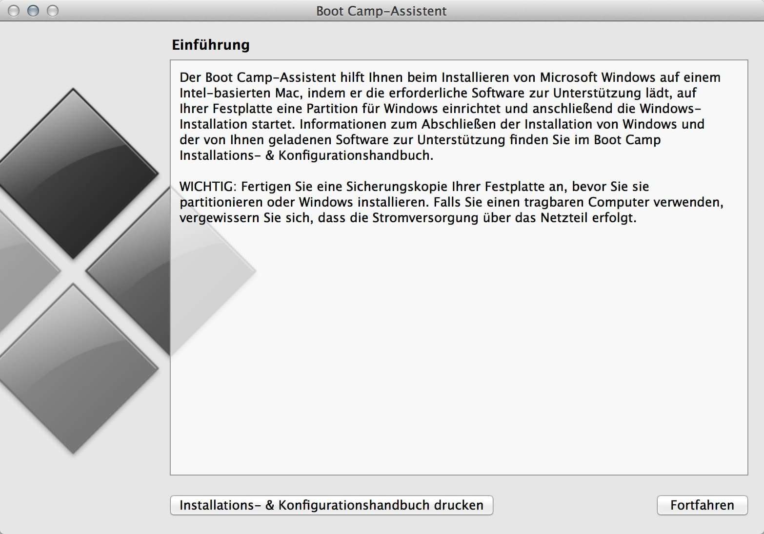 Bootcamp vom Mac Pro 2013 unterstützt kein Windows 7 mehr