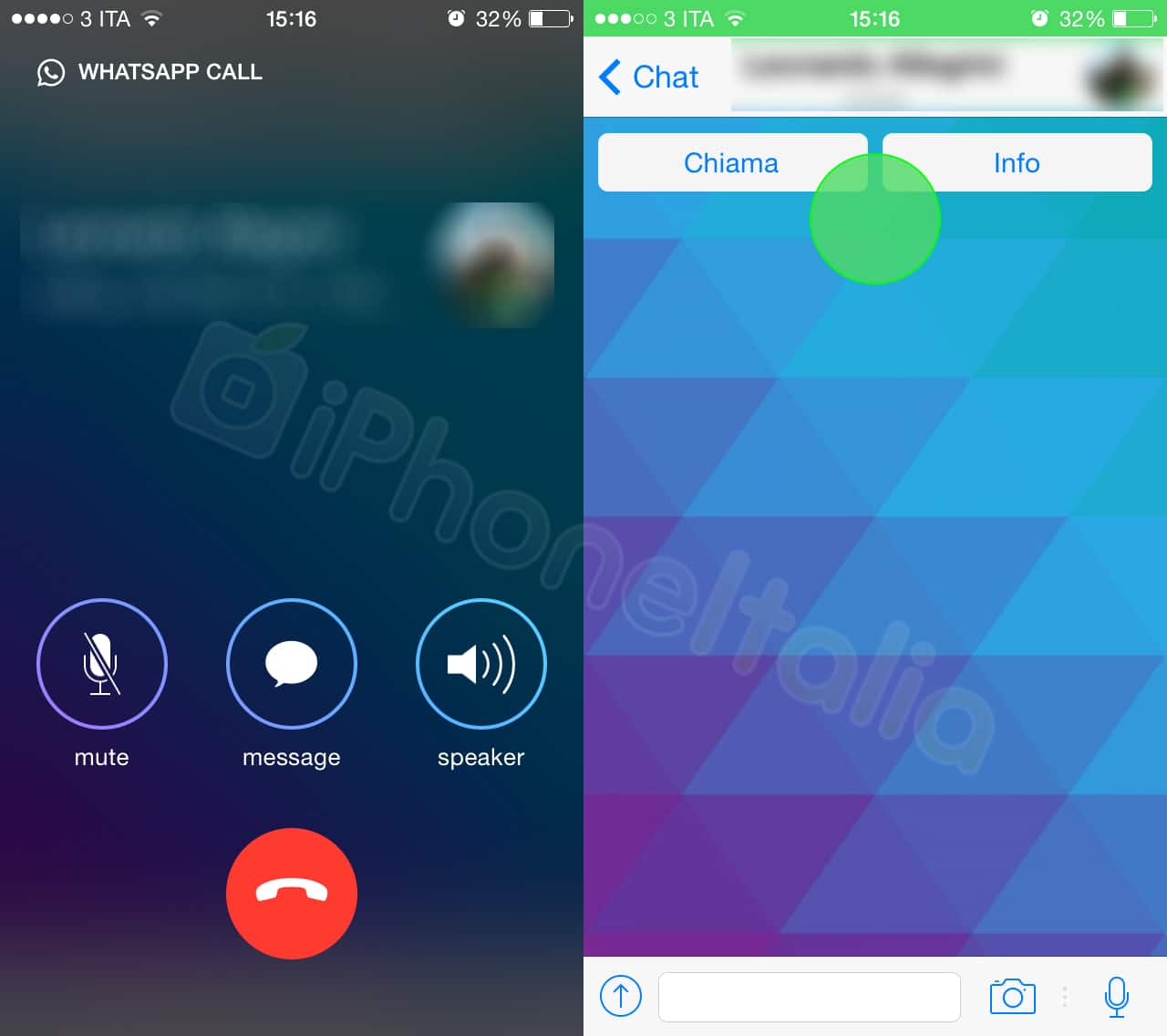 WhatsApp VoIP 2