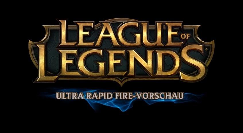 Photo of Neuer Spielmodus in League of Legends: Ultra Rapid Fire