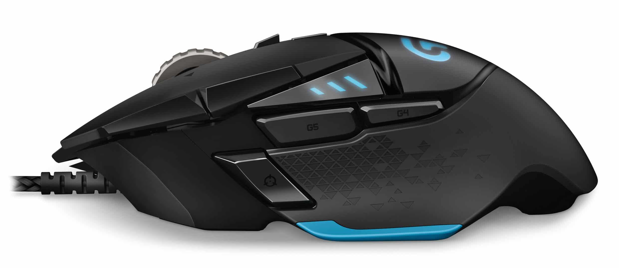 Bild von Logitech präsentiert die G502 Proteus Core Tunable Gaming Mouse