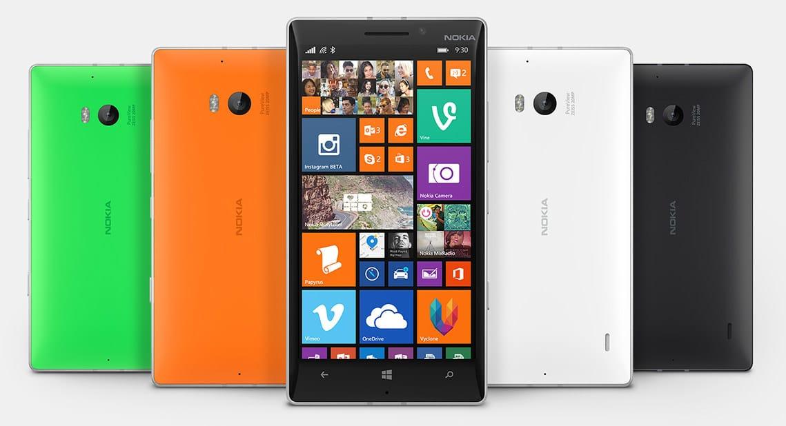 Bild von Nokia Lumia 930, 630 und 635 mit Windows Phone 8.1 vorgestellt