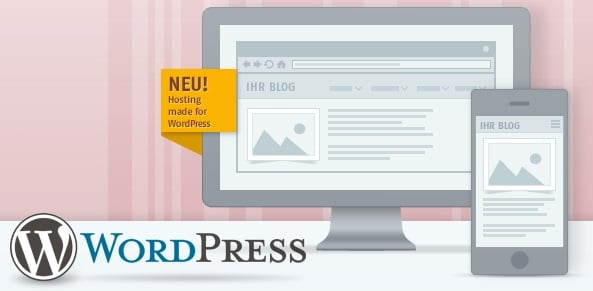 Photo of WordPress-Hostingpakete bei Host Europe