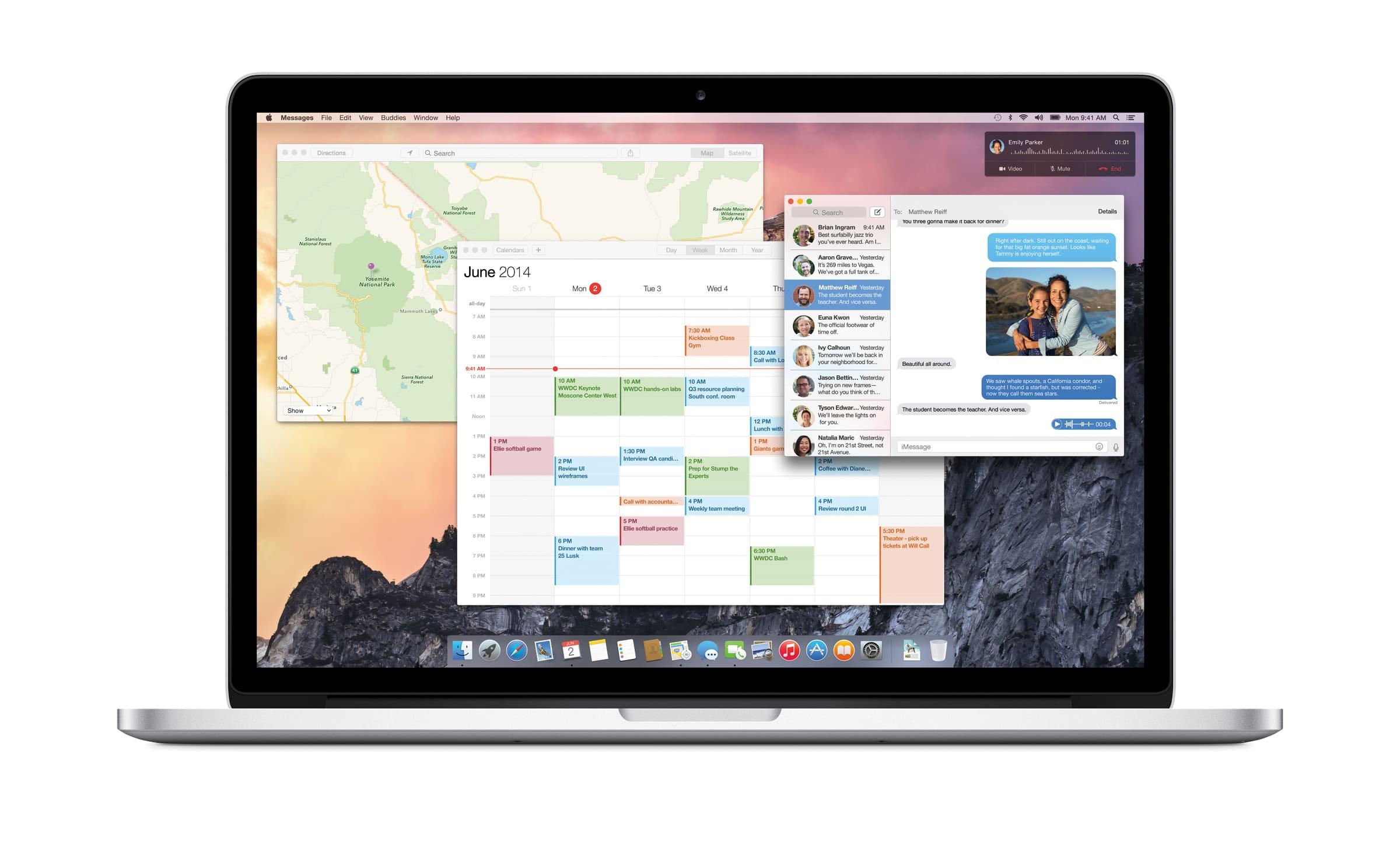 Bild von Zusammenfassung: das war die gestrige Keynote von Apple