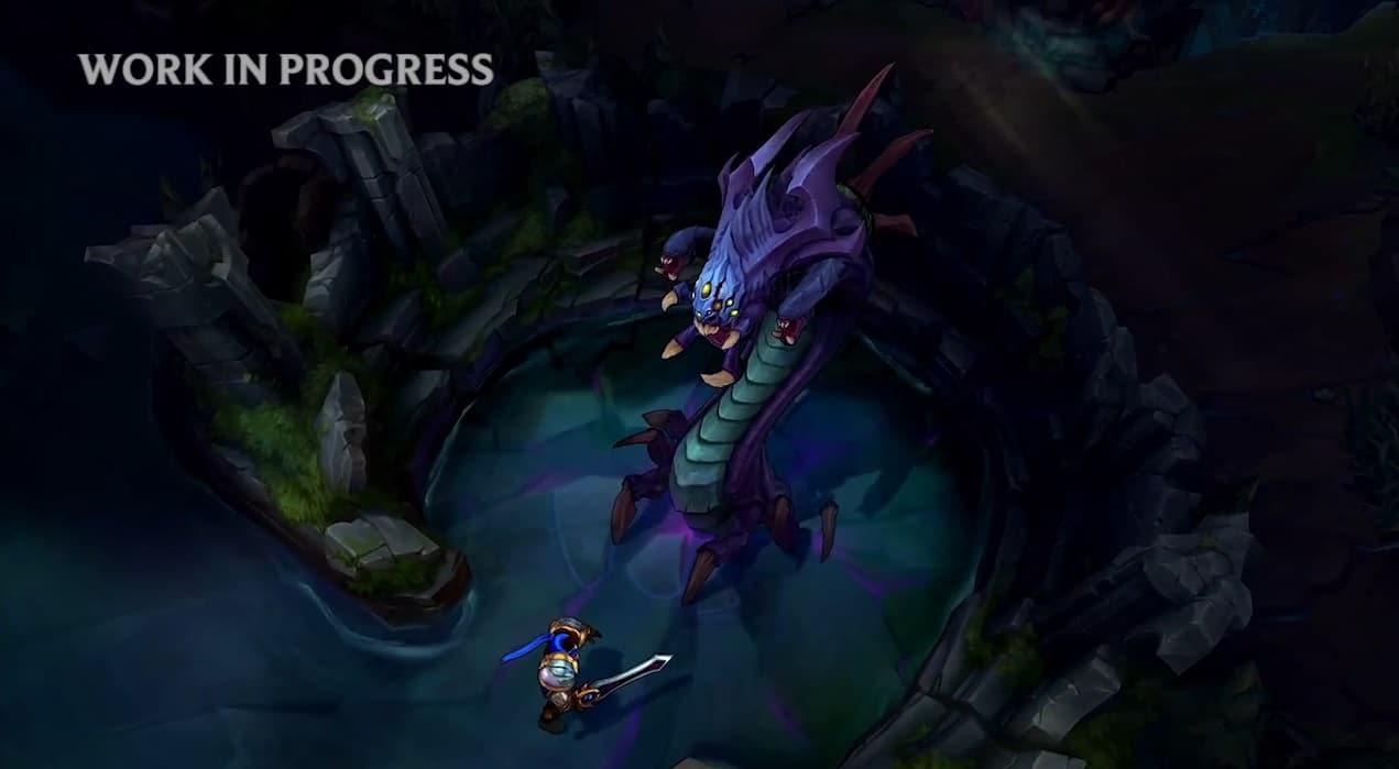 Photo of League of Legends: Kluft der Beschwörer bekommt Grafik-Update