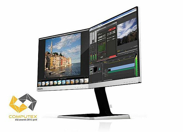 Photo of Philips 19DP6QJNS: Two-in-One-Monitor vorgestellt