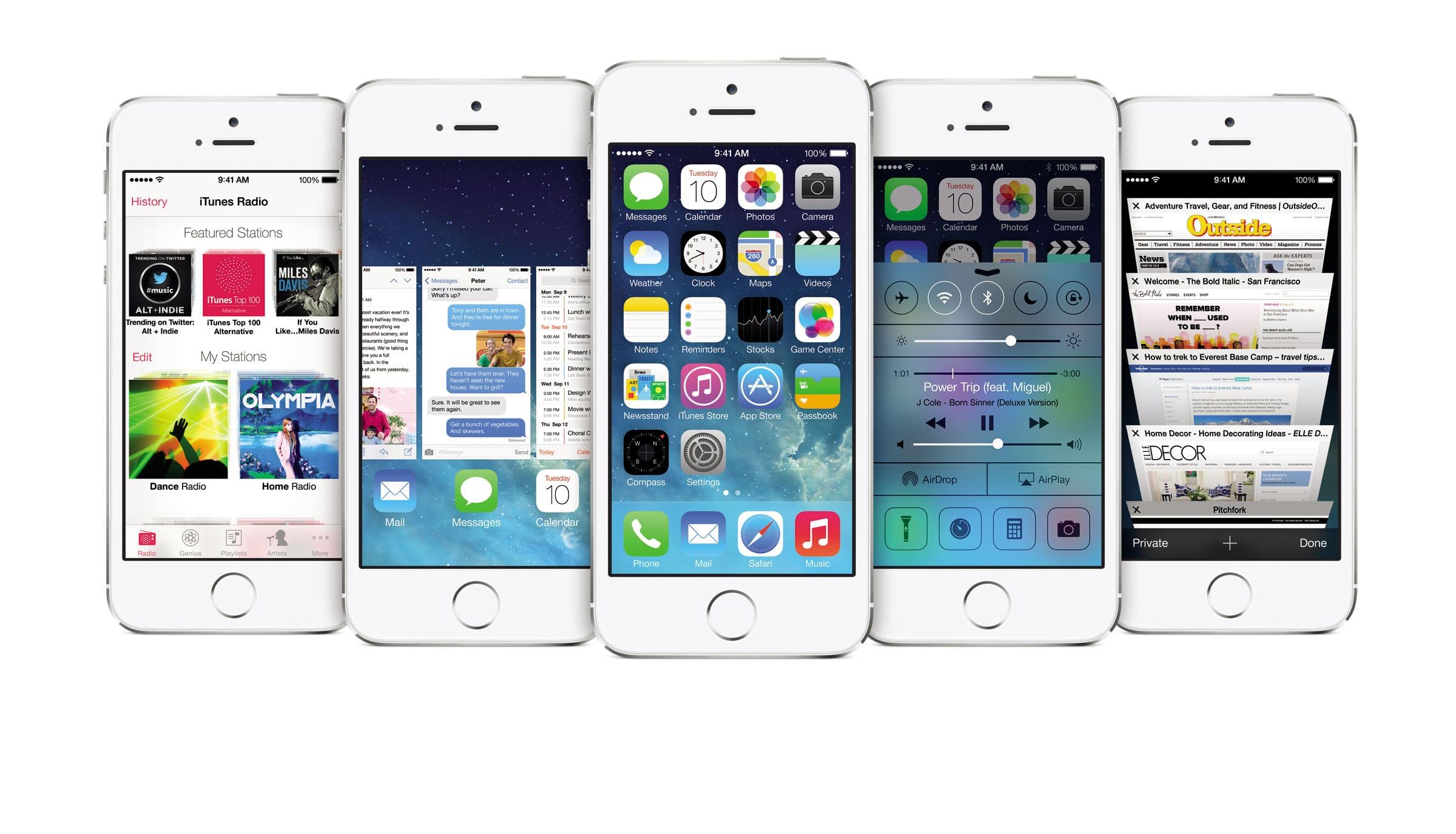 Photo of iOS 7 Sperrcode in 5 Sekunden umgehen