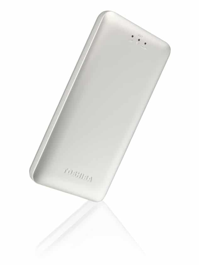 Bild von IFA 2014: Toshiba Canvio AeroMobile (Wireless-SSD)