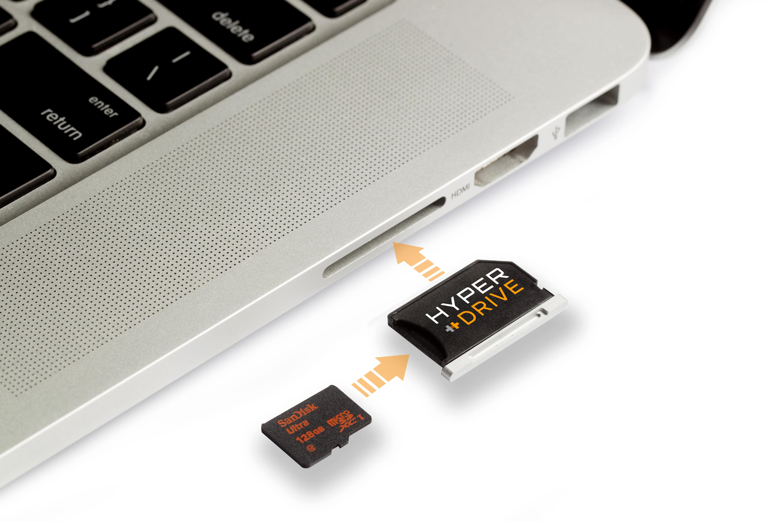 Photo of IFA 2014: Sanho HyperDrive für MacBook Air & Pro