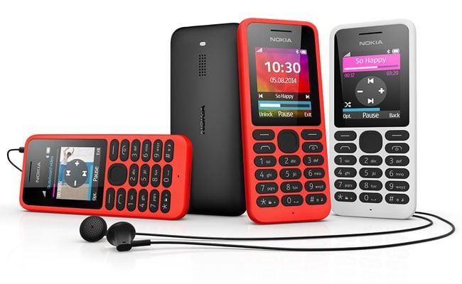 Bild von Nokia 130: Dual-SIM Handy für 29 Euro kommt im Oktober
