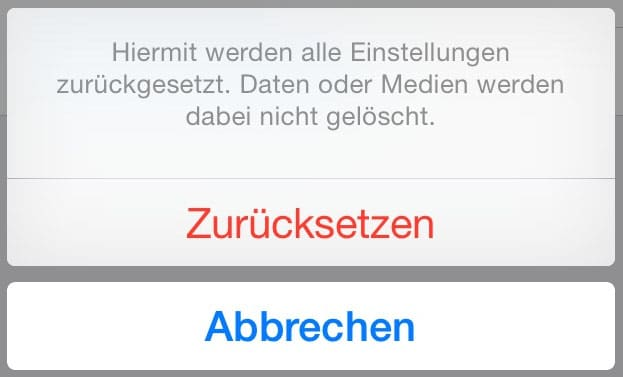 Photo of iOS 8 Bug löscht iCloud Drive Dateien