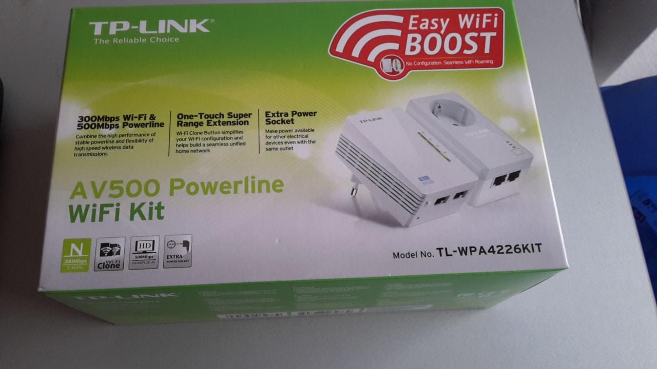 Photo of TP-Link TL-WPA4226KIT: WLAN-Powerline-Extender Kit im Test