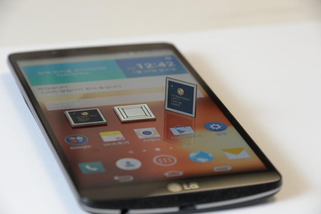 Photo of LG stellt neues Smartphone mit hauseigenem Prozessor vor