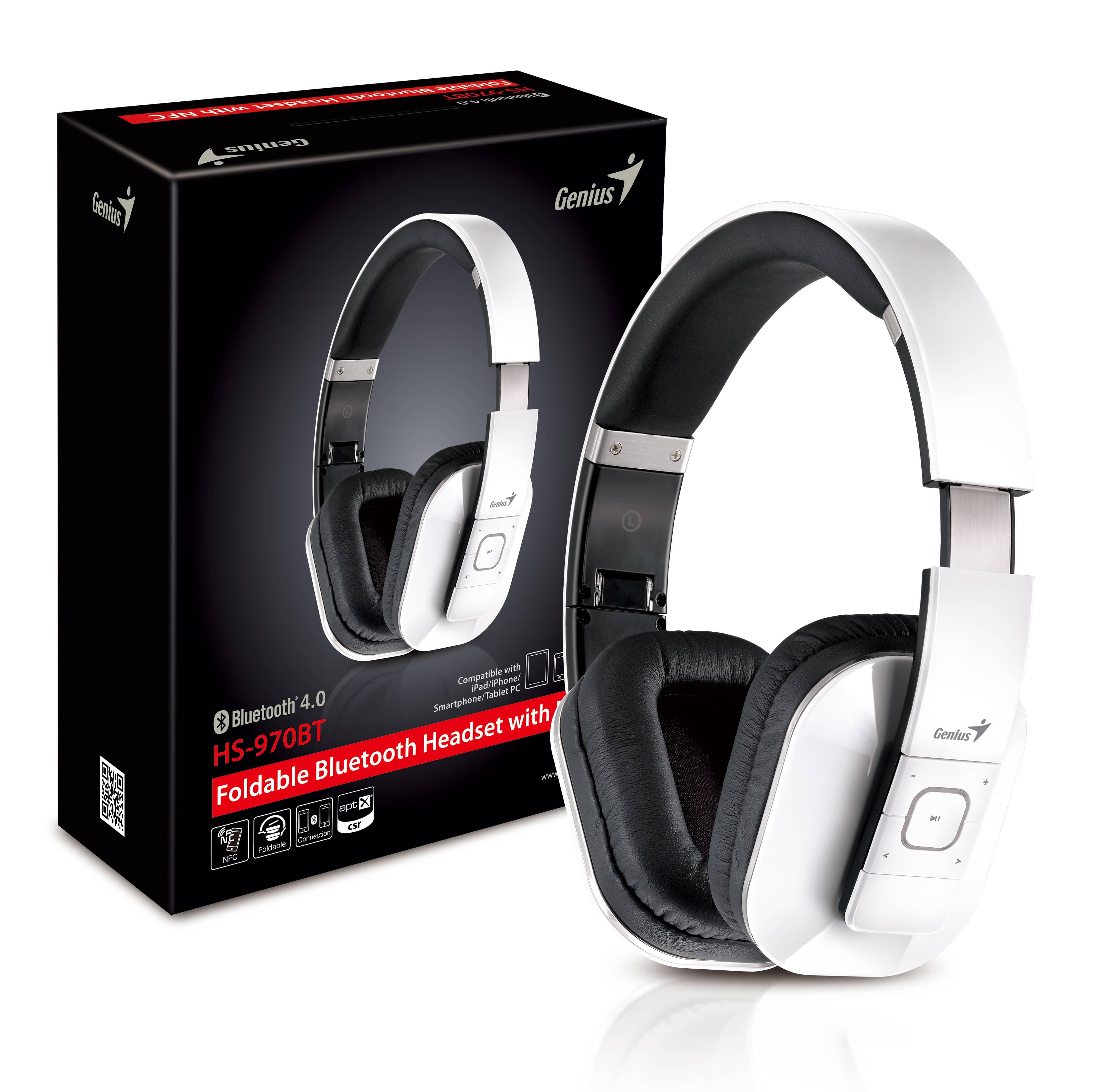 Photo of Genius HS-970BT: Neues Super Bluetooth Headset