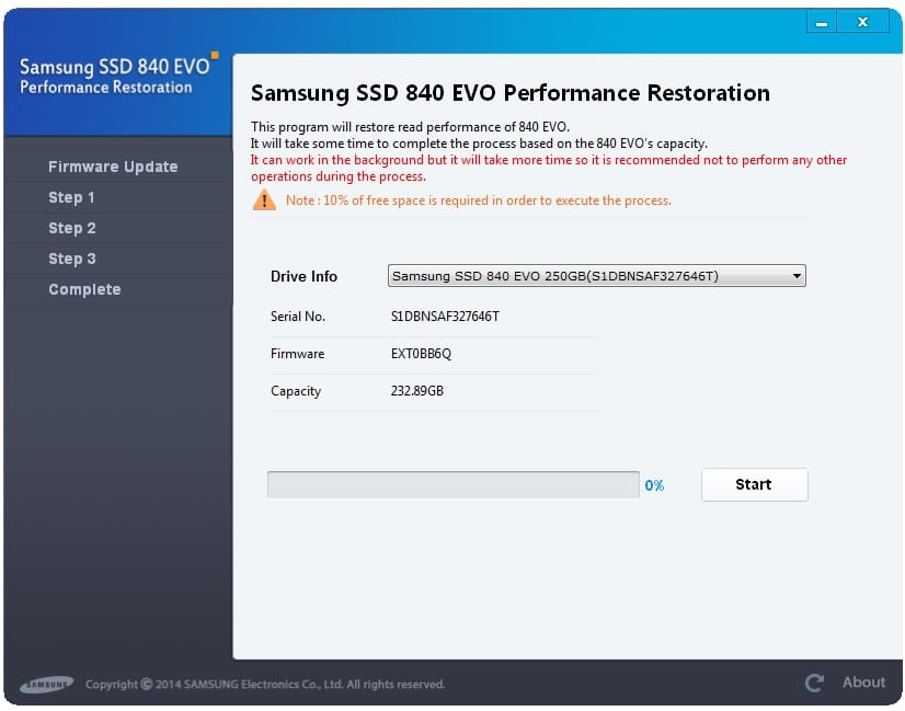 Photo of Samsung veröffentlicht Performance Restoration Software