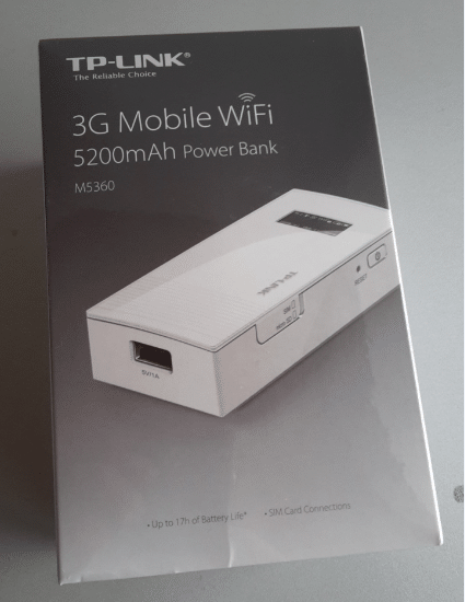 Photo of TP-Link M5360: 3G Mobile WiFi im Test
