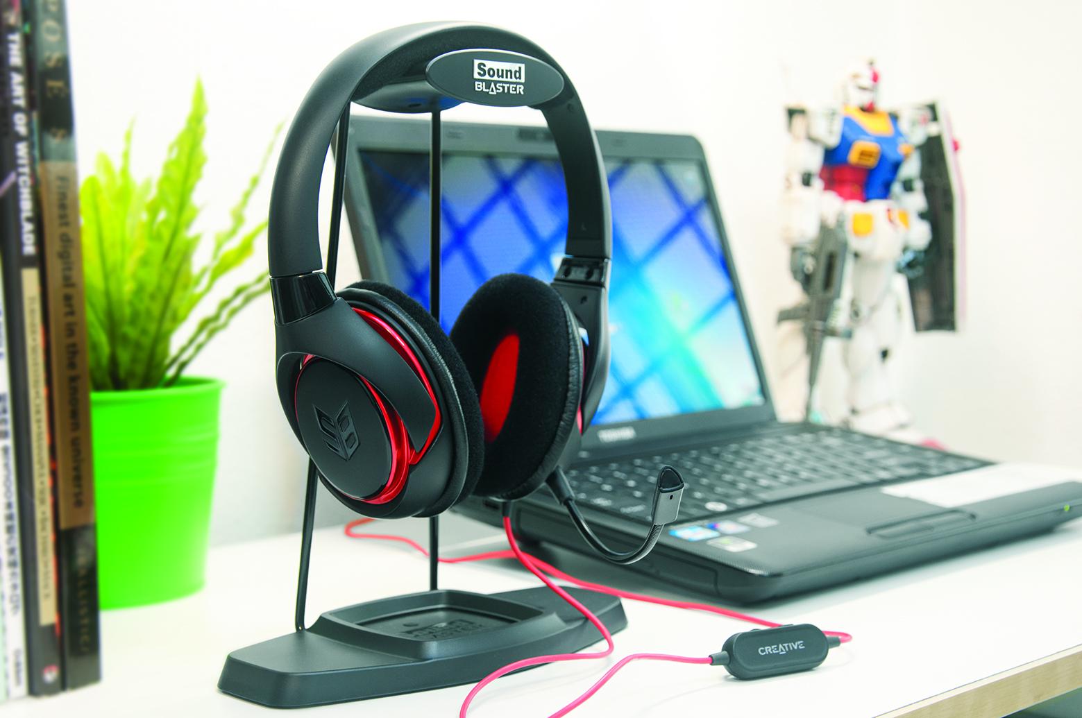 Bild von Testbericht: Creative SB Inferno Gamer-Headset