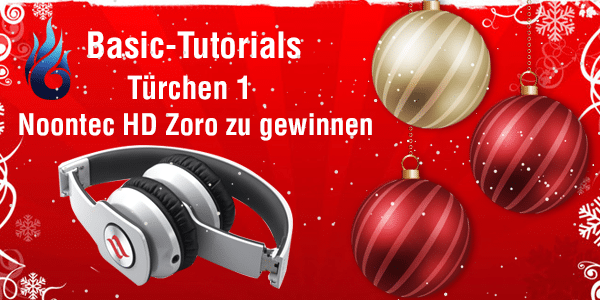 Photo of Basic Tutorials Adventskalender 2014: Tag 1