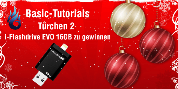 Photo of Basic Tutorials Adventskalender 2014: Tag 2