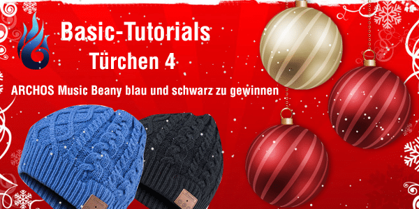 Photo of Basic Tutorials Adventskalender 2014: Tag 4