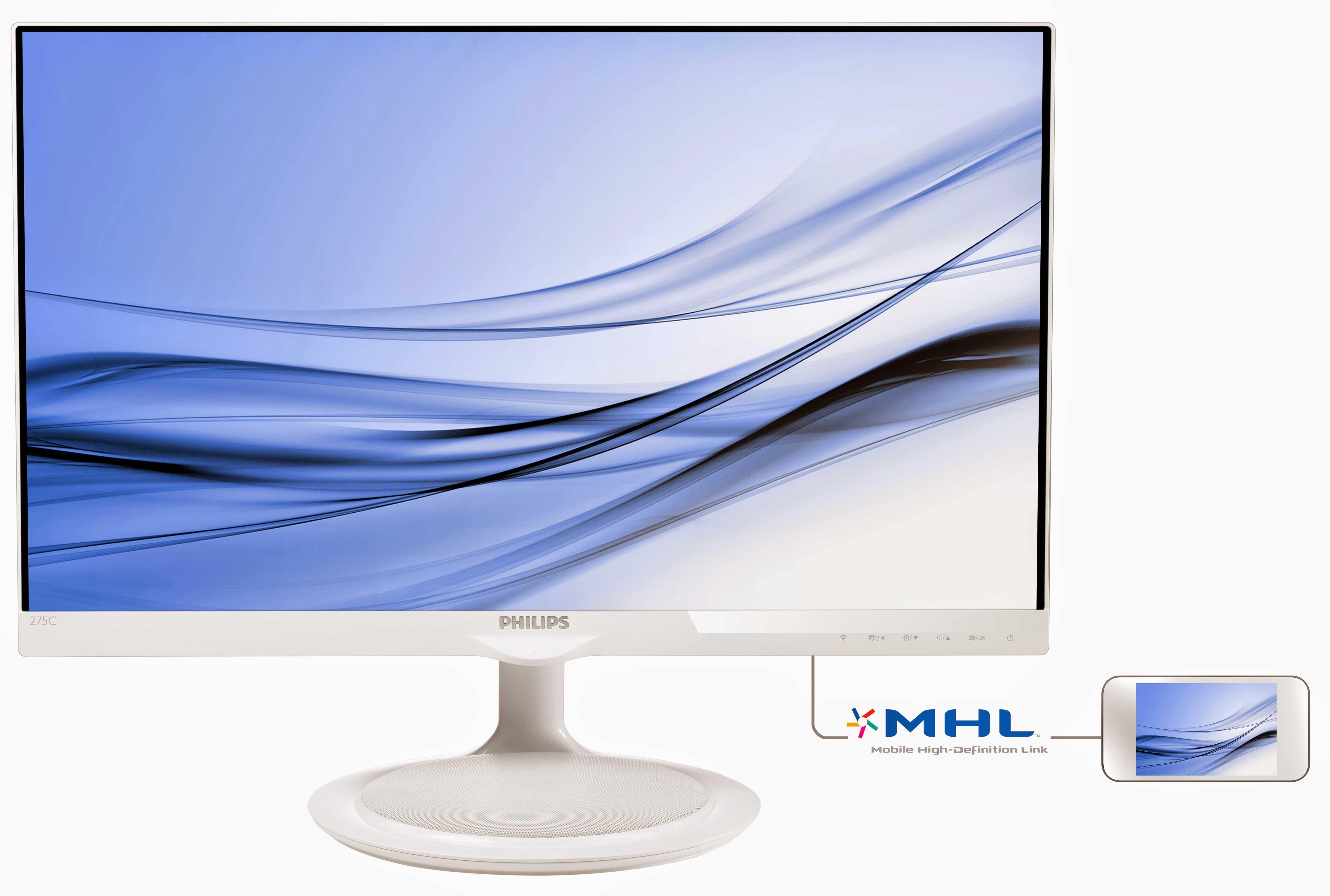 Bild von Philips stellt neuen 27 Zoll Monitor Moda 2 vor