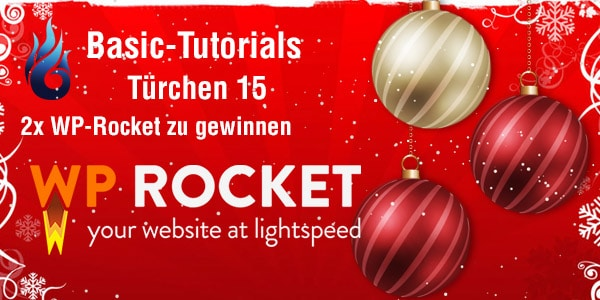 Photo of Basic Tutorials Adventskalender 2014: Tag 15