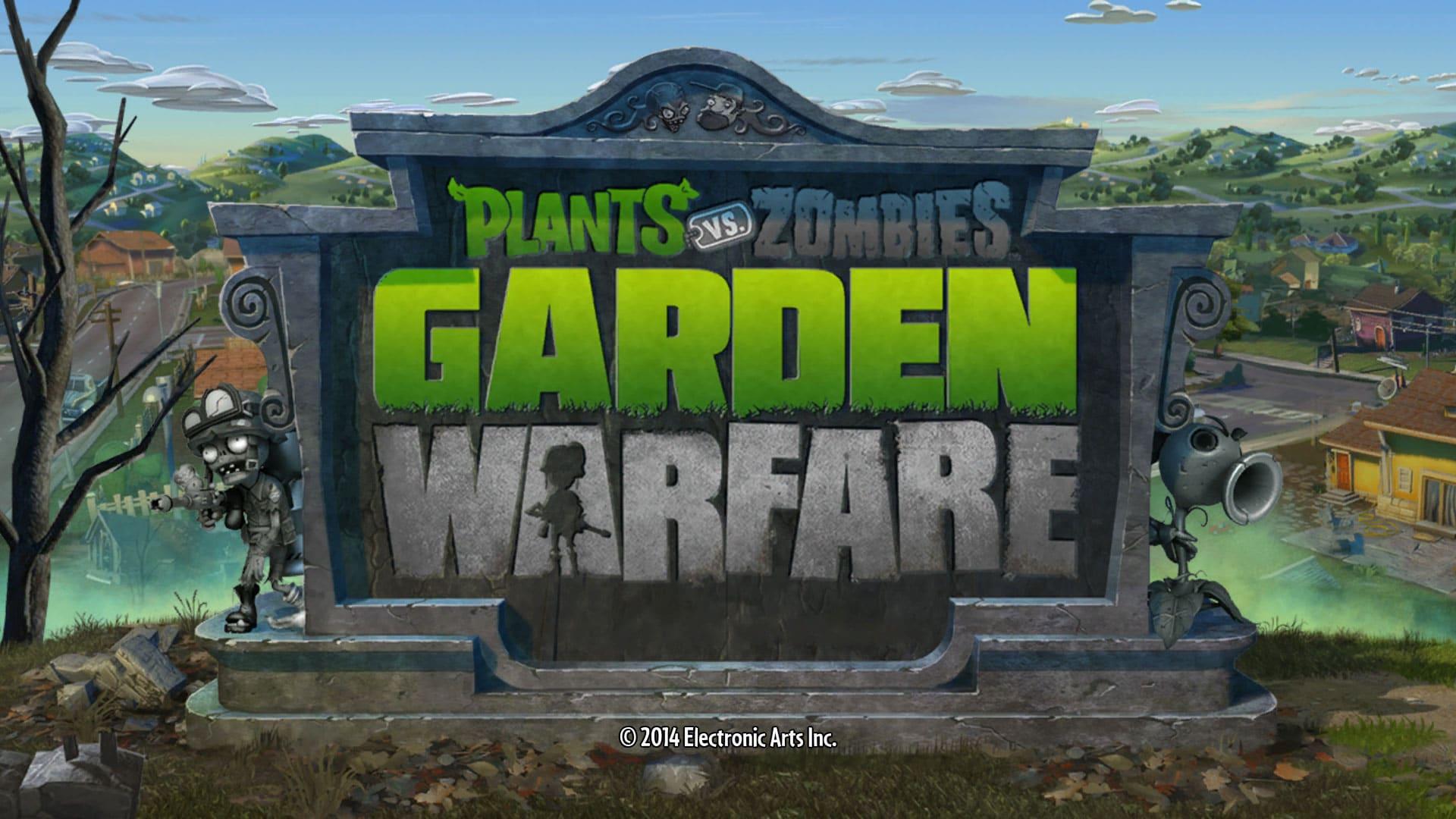 Bild von Testbericht: Plants vs. Zombies: Garden Warfare (PC)