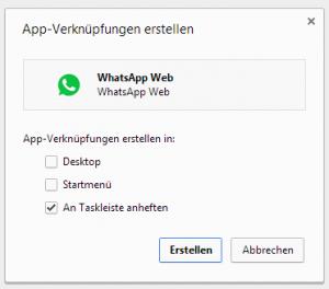 WhatsApp Web Chrome App 3